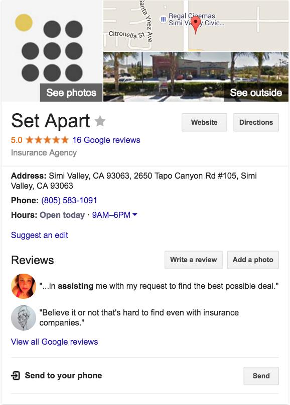 set apart 1