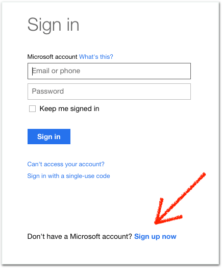 sign into bing places
