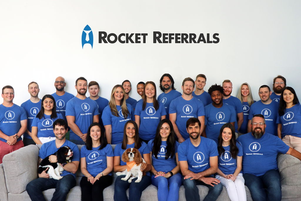 We're one of the fastest-growing companies in the U.S.