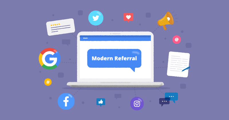 What is the Modern Referral?