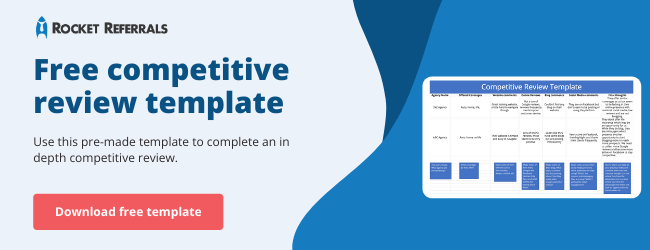 free-competitive-review-template