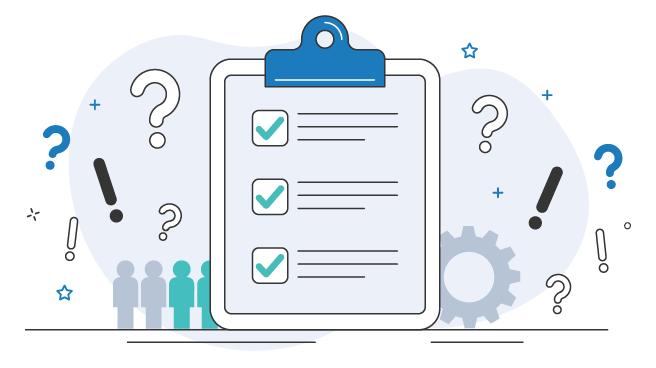 Coverage Checklist