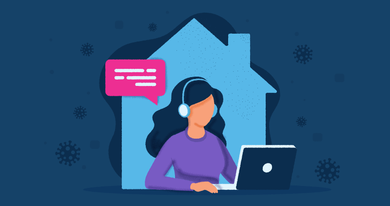 Web chat made for insurance