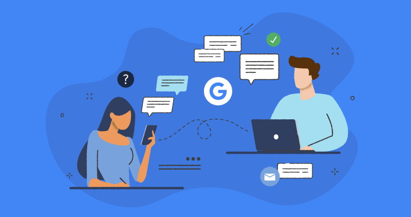 How to set up Google Business Messages